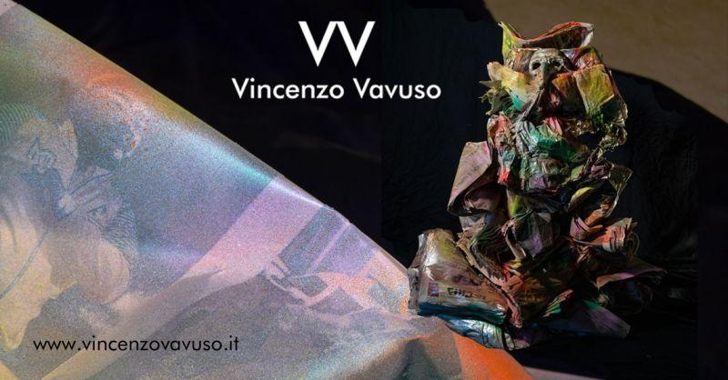 Offerta Opere d'Arte firmate Vavuso - Occasione Capolavori d'Arte Salernitani Vavuso