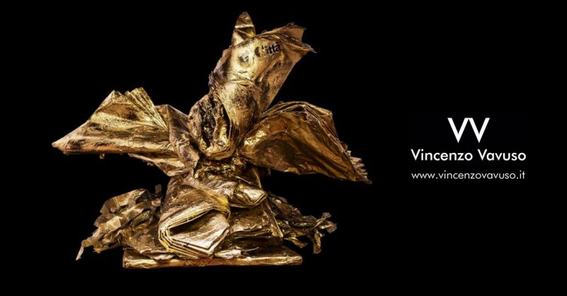 Offerta Scultura di Riciclo Vavuso - Occasione Installazioni con Materiali Riciclati Vavuso