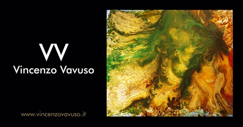 Promozione Mostra Ed Esposizione Internazionale Vavuso - Occasioni Tele Firmate Pittore Vavuso