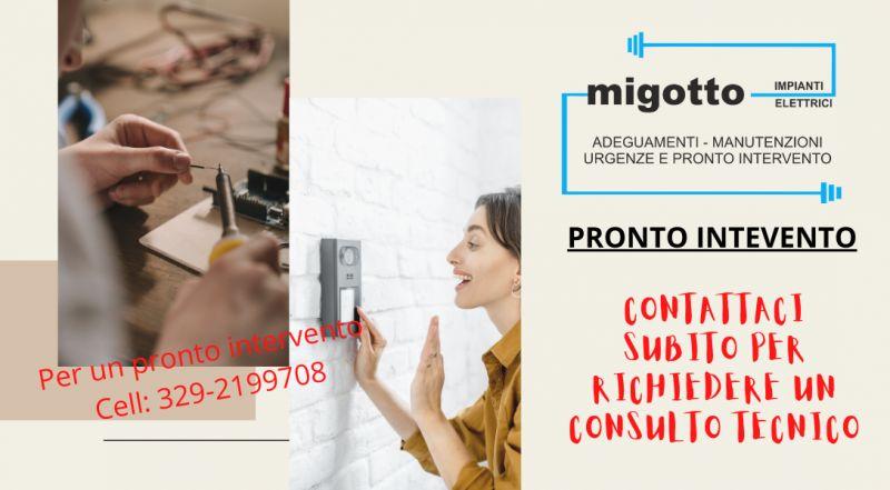 Offerta manutenzione e istallazione di impianti elettrici civili e condominiali a Udine – occasione pronto intervento guasti elettrici a Udine