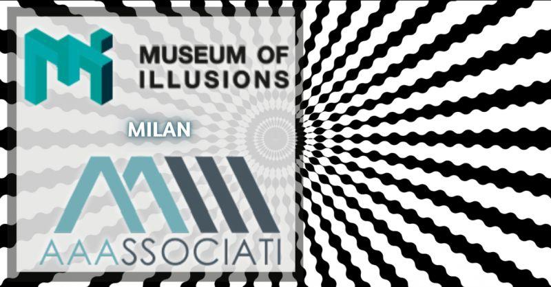 AAASSOCIATI - Offerta museo delle illusioni Milano
