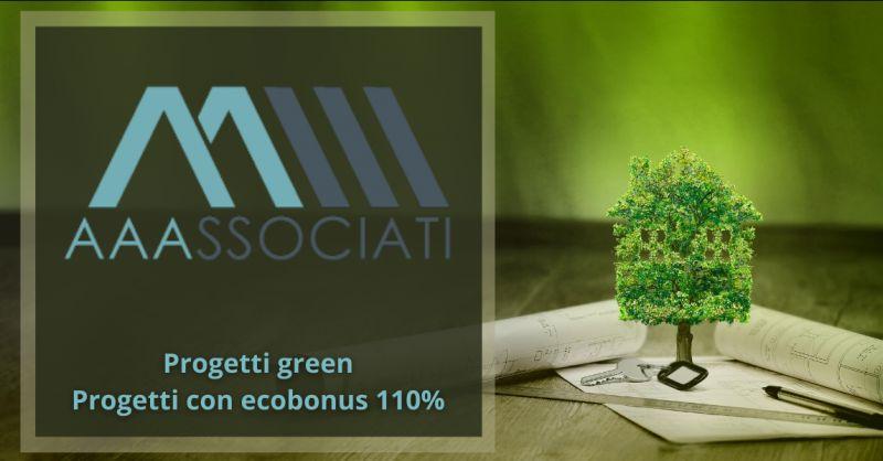 Offerta progetti con materiali e impianti green Milano - occasione ecobonus centodieci Milano