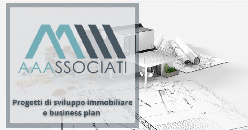 AAASSOCIATI - Offerta progetti di sviluppo immobiliare e business plan Milano