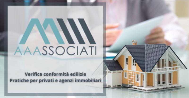 AAASSOCIATI Offerta verifica conformita edilizia Milano - occasione pratiche edilizie Milano