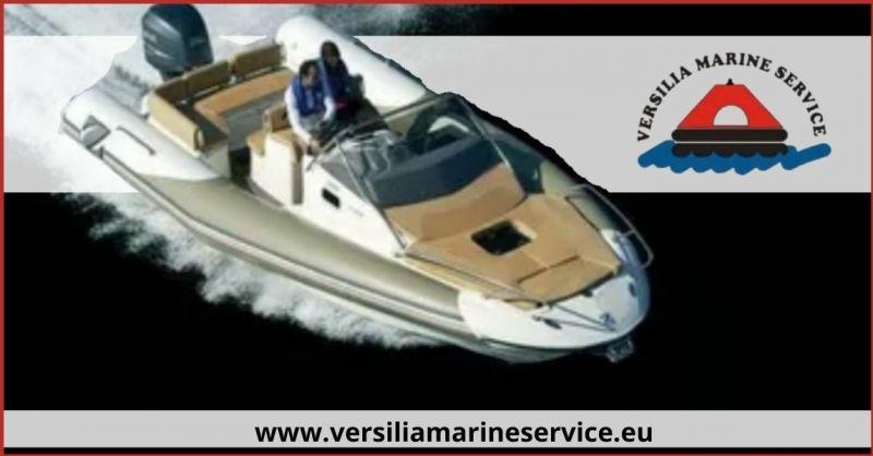 offerta vendita natanti e imbarcazioni usate - Versilia Marine Service