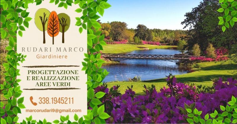 Offerta progettazione e realizzazione giardini Verona - Occasione progettazione aree verdi provincia Verona