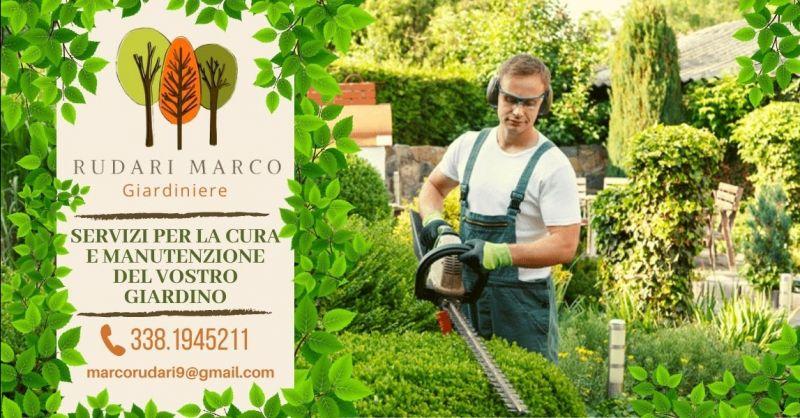 Offerta servizio manutenzione aree verdi pubbliche private Verona - Occasione servizio potatura siepi Verona