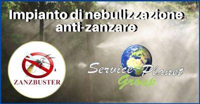 promozione servizi e impianti di nebulizzazione anti zanzare pisa service planet group