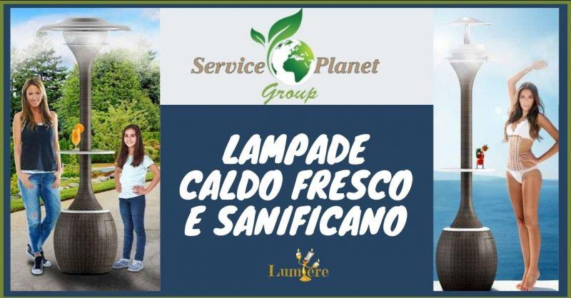 occasione Lumiere lampade per arredo e per giardino Pisa - PLANET GROUP SERVICE