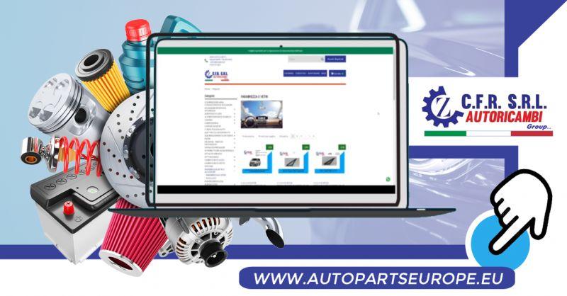 Offerta Vendita Autoricambi Originali Multimarca - Occasione Veddita Online Ricambi Auto Originali