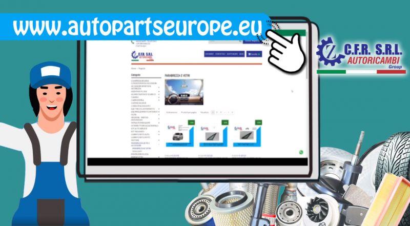 Occasione vendita online ricambi auto originali e non - promozione online vendita ricambi auto originali cosenza