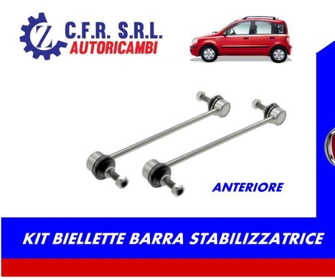 OFFERTA BIELLETTE BARRA STABILIZZATRICE FIAT PANDA 03 169