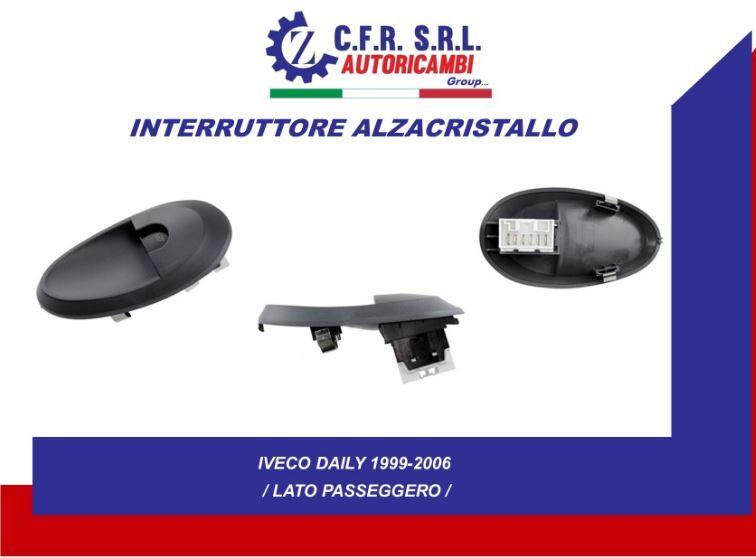 OFFERTA INTERRUTTORE ALZACRISTALLO IVECO DAILY LATO PASSEG