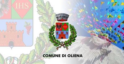 offerta comune di oliena nuoro occasione turismo comune di oliena