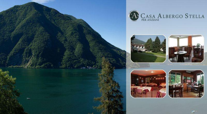 Casa Albergo Stella - offerta residenza per anziani autosufficienti valle di porlezza Como