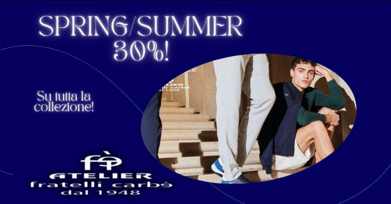 Offerta abbigliamento primavera estate Avola - promozione abbigliamento in saldo Siracusa