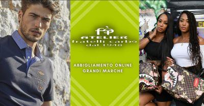 fratelli carbe offerta sito di abbigliamento firmato occasione vestiti di marca online