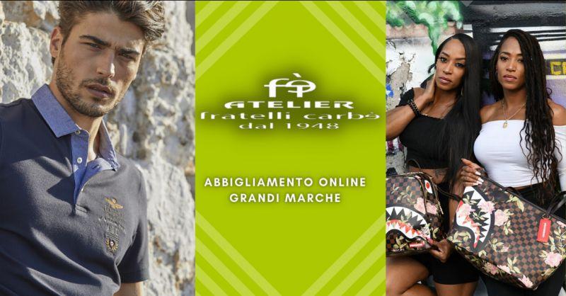 FRATELLI CARBE Offerta sito di abbigliamento firmato - occasione vestiti di marca online