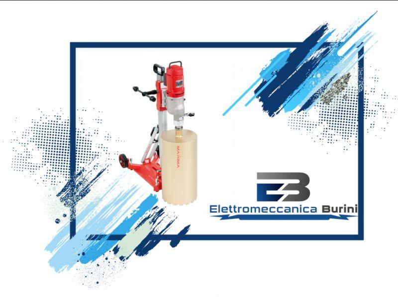 ELETTROMECCANICA BURINI offerta noleggio attrezzatura edile macchinari da cantiere