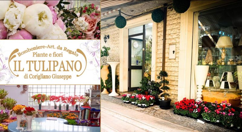 Offerta composizioni e allestimenti floreali catanzaro - promozione allestimenti floreali personalizzati per matrimoni catanzaro