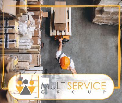 offerta ricerca persponale promozione selezione per azienda multiservice group