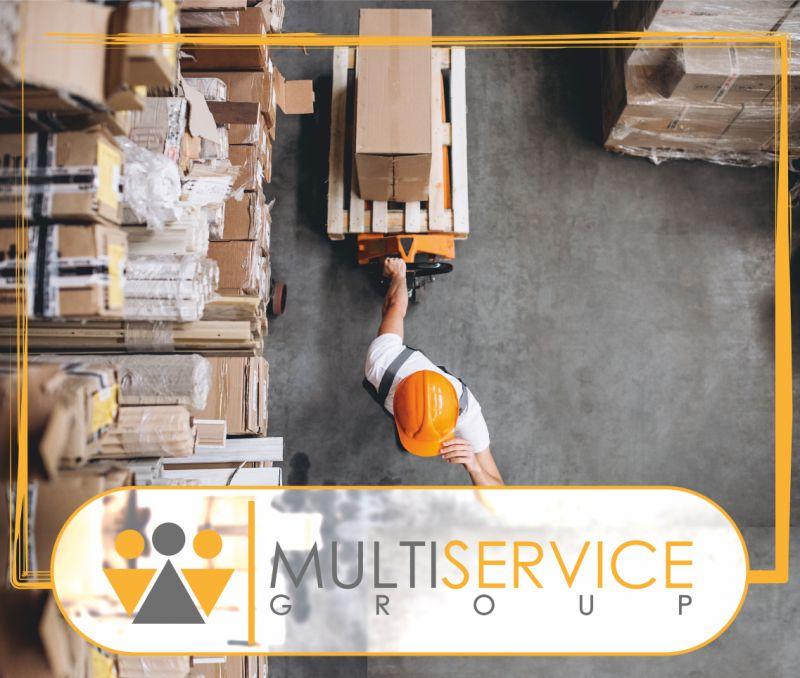 offerta ricerca persponale – promozione selezione per azienda MULTISERVICE GROUP