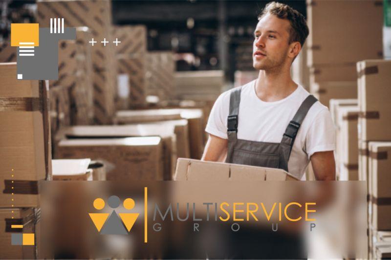 somministrazione di lavoro a tempo - gestione del personale outsourcing MULTISERVICE GROUP