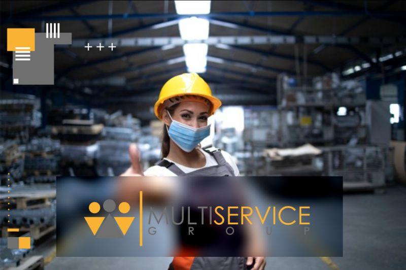 fornitura personale in outsourcing – esternalizzazione gestione personale MULTISERVICE GROUP