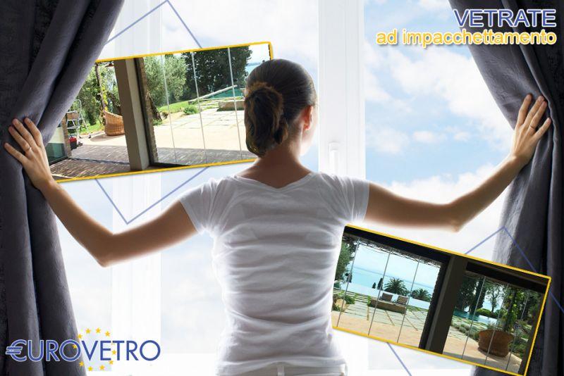 EUROVETRO offerta vetrate a scorrimento Gubbio