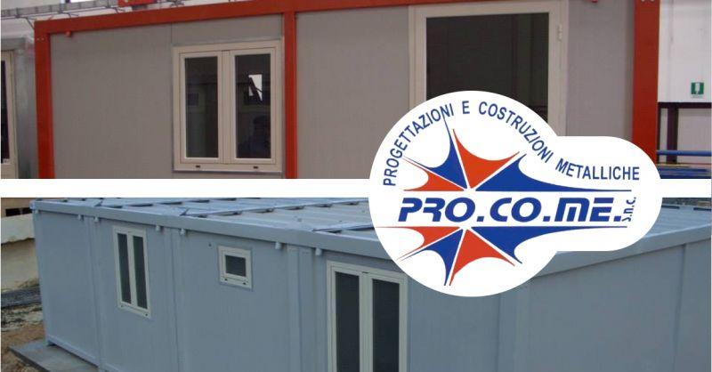 PRO.CO.ME - offerta realizzazione monoblocchi coibentati prefabbricati Sardegna