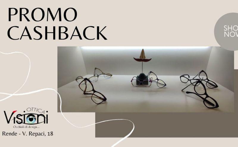 Ottica Visioni - offerta occhiali con lenti antiriflesso rende - promozione occhiali da vista lenti antiriflesso rende