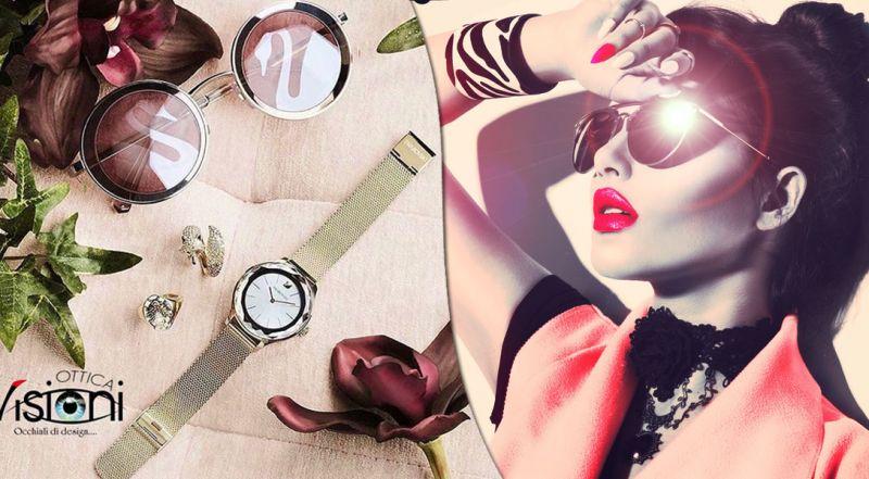 Ottica Visioni - occasione nuova collezione occhiali da vista e da sole Swarovski