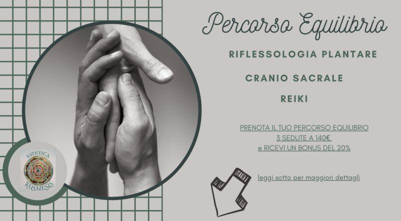 Occasione trattamenti di RIFLESSOLOGIA PLANTARE, CRANIO SACRALE, REIKI A Udine – offerta estetica con trattamenti estetici avanzati a Udine