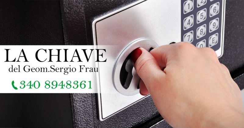 La CHIAVE Cagliari - offerta vendita e installazione casseforti sistemi di sicurezza certificati