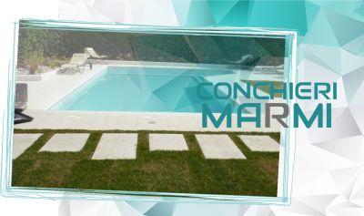 offerta realizzazione pavimentazioni marmo botticino occasione progettazione scale