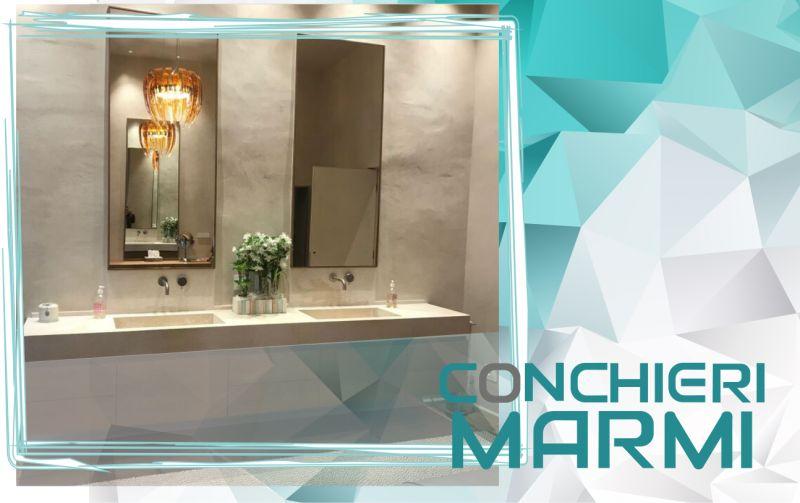 CONCHIERI MARMI offerta arredo per interni in marmo - promozione ristrutturazione bagni