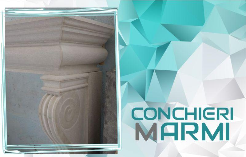 CONCHIERI MARMI offerta recupero marmi antichi - promozione restauro sculture in marmo