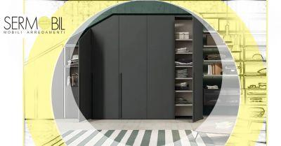offerta armadi a muro stile moderno bergamo occasione soluzioni moderne per armadi con ante battenti bergamo