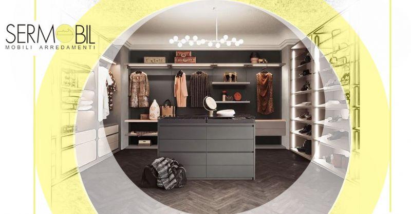 Offerta Cabina armadio di design Bergamo - Occasione Cabina Armadio firmate Pianca Bergamo