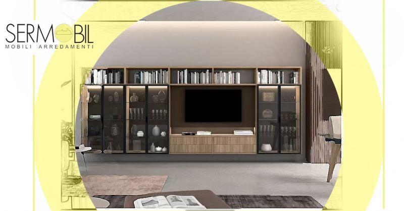 Offerta Modelli di Libreria Sospesa Bergamo - Occasione Librerie di design e moderne sospese Bergamo