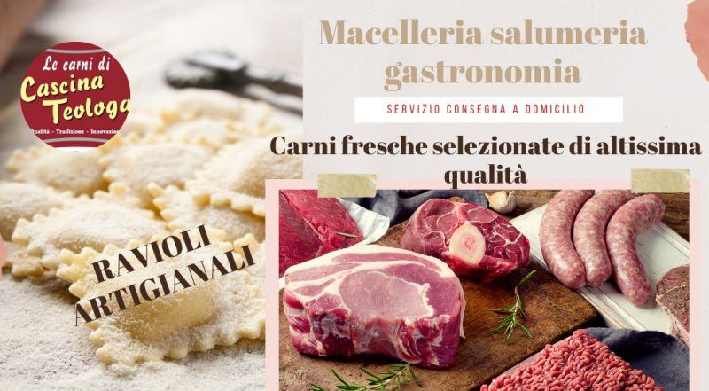 Occasione gastronomia con consegna a domicilio a Vercelli – vendita macelleria con carni selezionate a Vercelli