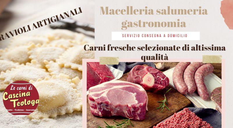 Occasione macelleria gastronomia con consegna a domicilio a Vercelli – offerta vendita carni fresca e di altissima qualità a Vercelli