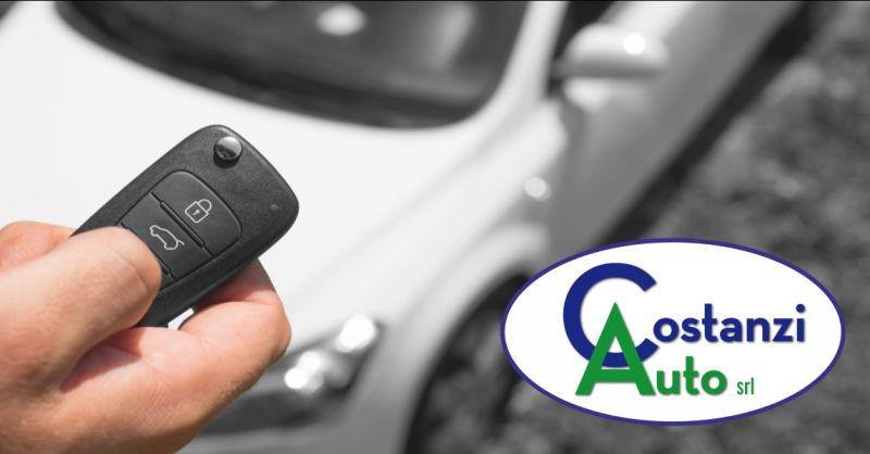 costanzi auto offerta vendita auto nuove - occasione vendita auto usate