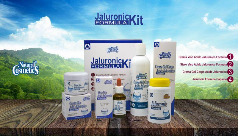 Offerta Vendita Crema Siero Acido Ialuronico - Occasione Prodotti Acido Jaluronico Naturali