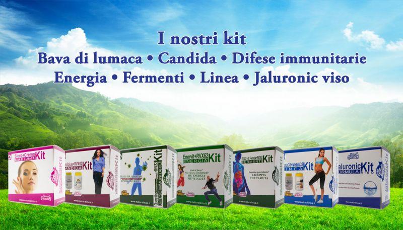 Offerta Kit Prodotti Naturali Benessere - Occasione Kit Prodotti Naturali Bellezza