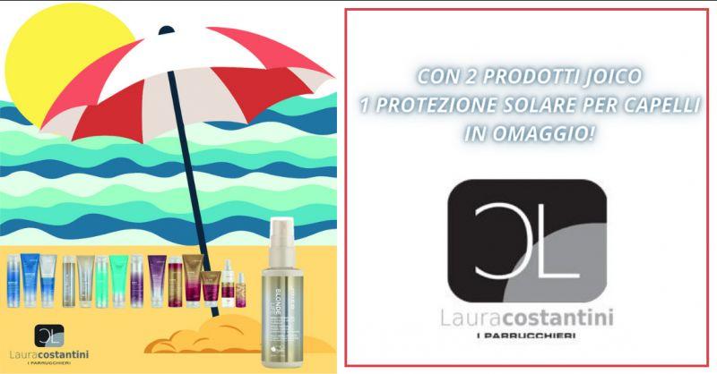 Offerta prodotti professionali per capelli Tivoli - promozione protezione solare capelli Roma
