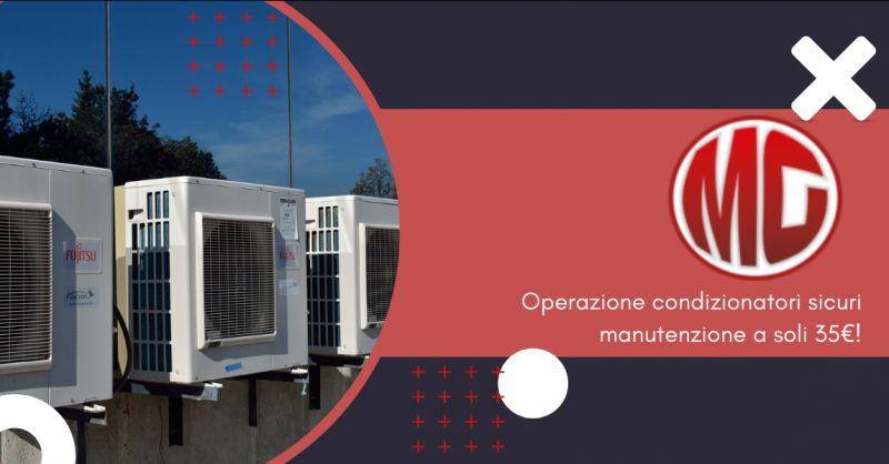offerta manutenzione condizionatori Roma - occasione ditta manutenzione condizionatori Roma