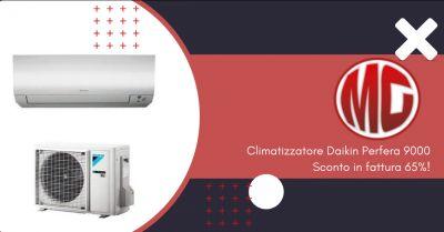 offerta climatizzatore sconto in fattura roma occasione condizionatori daikin roma
