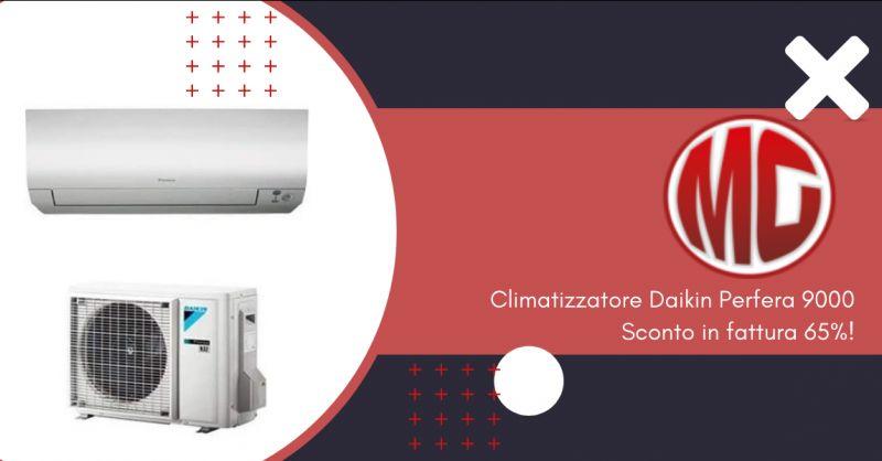 Offerta climatizzatore sconto in fattura Roma - occasione condizionatori Daikin Roma