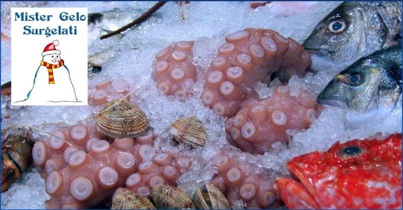 offerta vendita pesce congelato di qualita Lucca - MISTER GELO